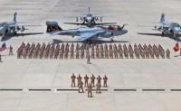 美海军陆战队最后一个EA-6B电子战中队退役