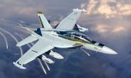 "EA-18G""咆哮者""升级低频干扰机对抗反隐身雷达"