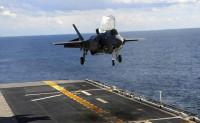"""日本防卫省正式决定购买F-35B和改装""""出云""""级护卫舰"""