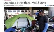 """加利福尼亚:美国的""""第三世界"""""""