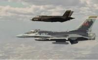 """美空军计划启用F-35A假想敌中队扮演""""红军"""""""