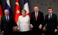 俄罗斯对欧洲的战略包围
