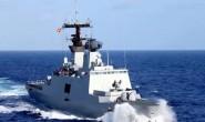 """台湾升级""""康定""""级护卫舰诱饵发射系统"""