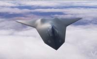 """美空军""""下一代空中主宰""""项目全尺寸演示验证机试飞"""