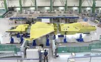 韩国首架KF-X战斗机原型机开始总装