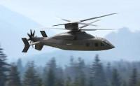 西科斯基公布新型高速直升机DefiantX