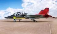 波音开始生产T-7A高级教练机