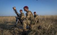 """英军""""灰色地带""""行动实践:第16空中突击旅伞降乌克兰"""