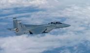 美国空军接收首架F-15EX战斗机,距首飞仅一个月