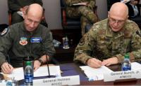 """美空军首提""""先遣联队""""概念应对大规模战争"""