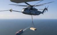 美国海军陆战队CH-53K重型直升机测试进展