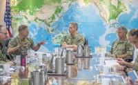 美军印太司令部指挥控制分析
