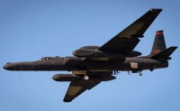 美军利用U-2侦察机完成F-22和F-35双向通信测试