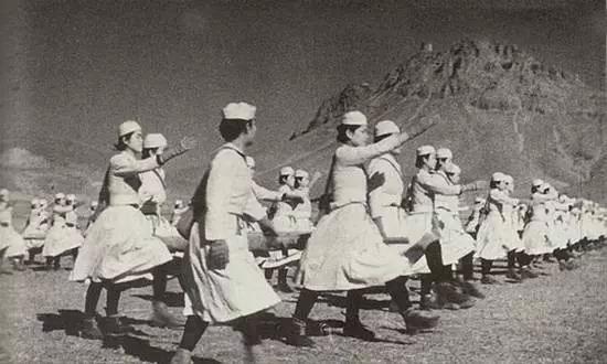 四野里的日本女兵1