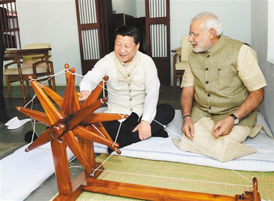 印度与一带一路