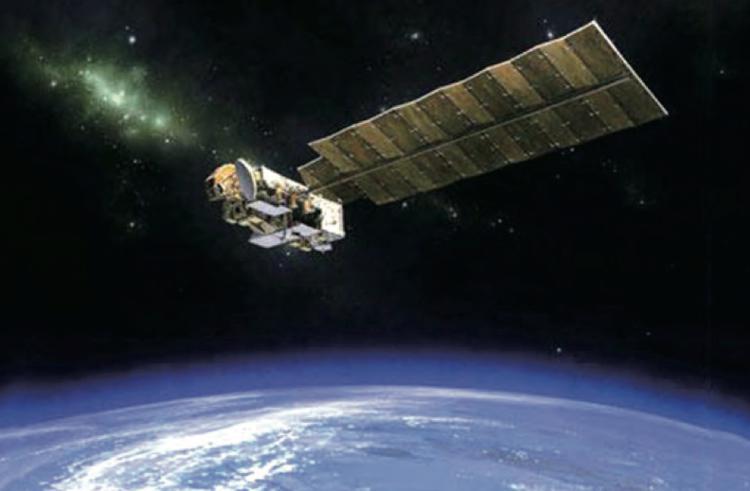 """美军""""地球同步轨道空间态势感知计划"""" 卫星示意图_副本"""