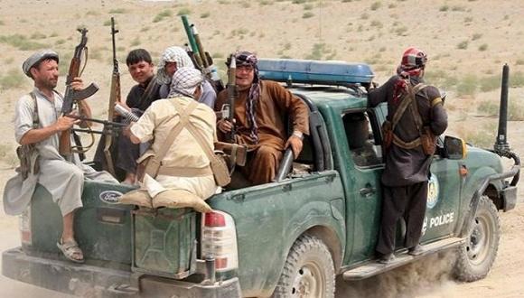 阿富汗武装