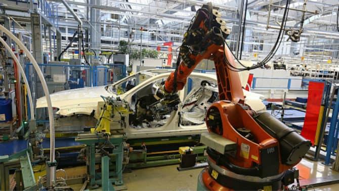 库卡工业机器人