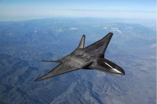 洛马公司下一代战斗机概念图