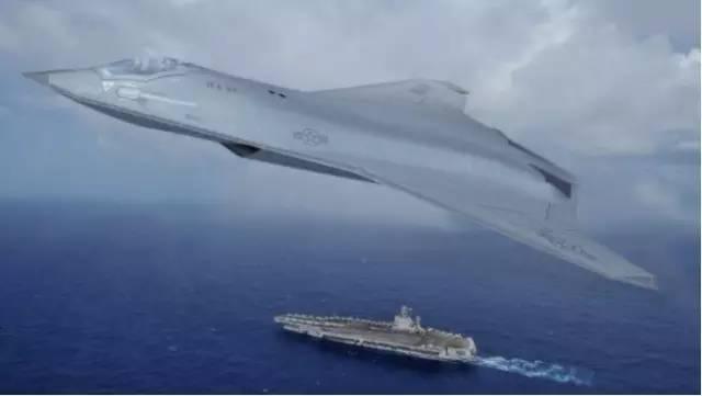 诺格公司下一代战斗机概念图
