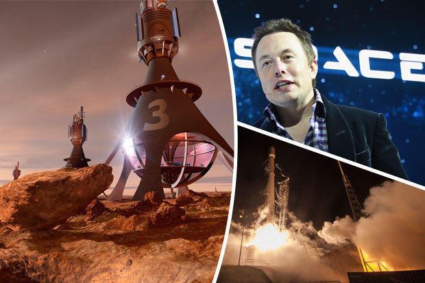 伊隆 · 马斯克在 2016 年国际宇航大会演讲