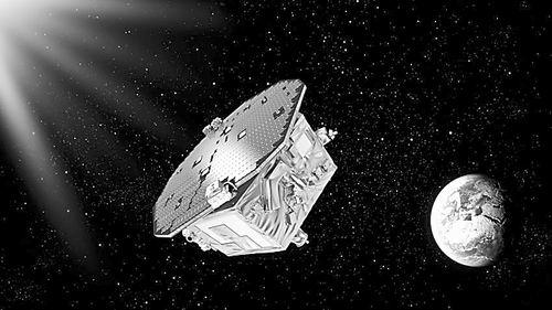 天基引力波探测
