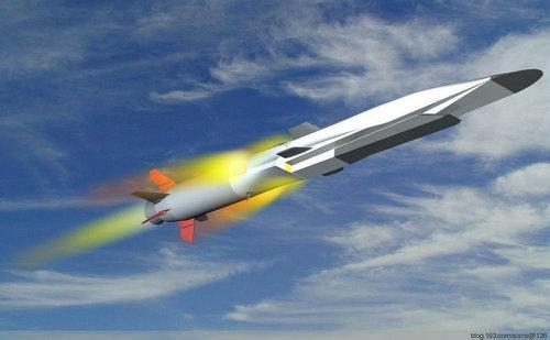 """""""锆石""""高超音速导弹"""