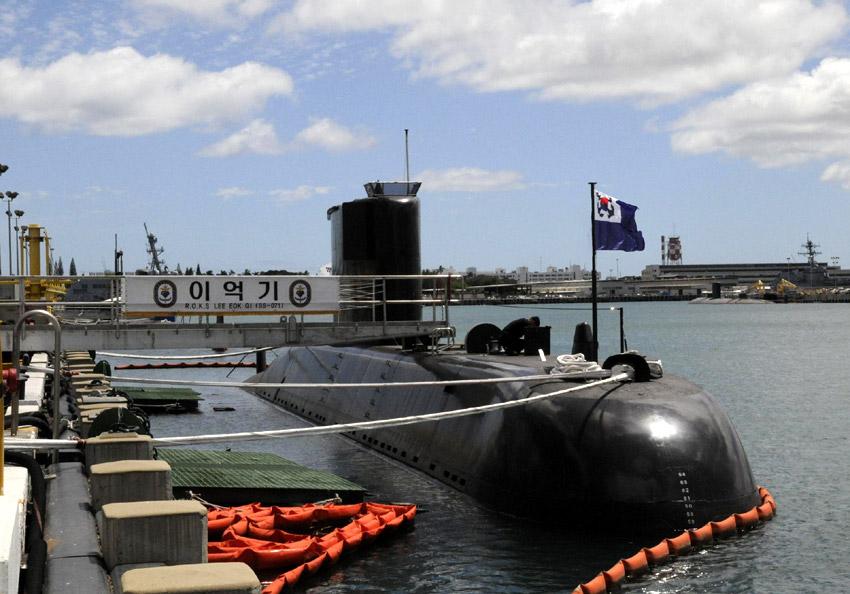 张保皋级潜艇