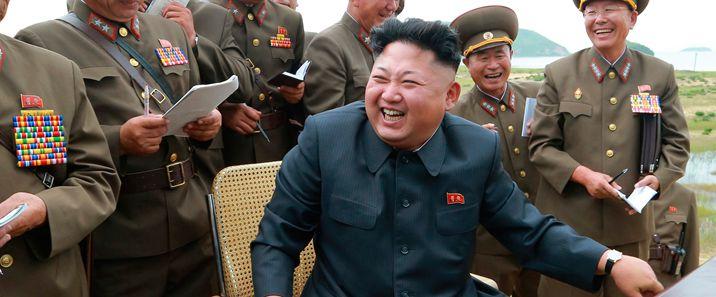 朝鲜想用反舰弹道导弹封锁韩国?
