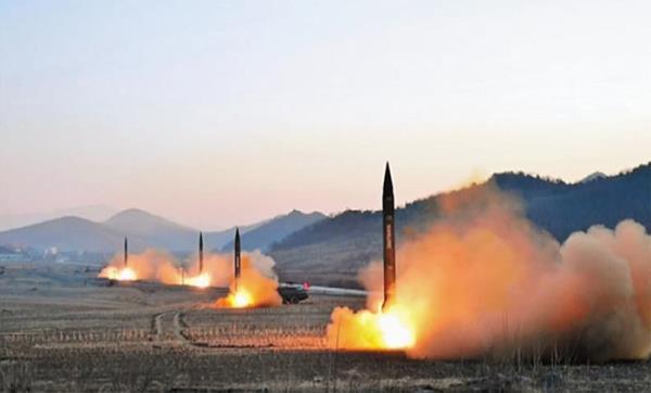 朝鲜飞毛腿