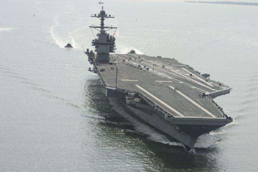 美军 福特 号航母强在哪里