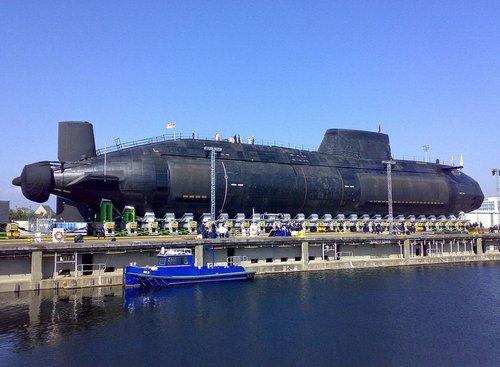 英国机敏级攻击型核潜艇