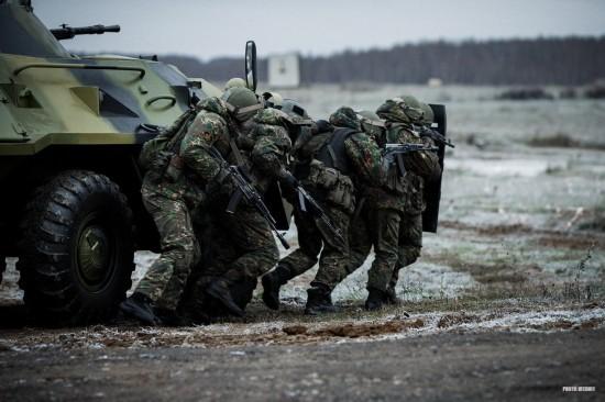 俄罗斯反恐部队