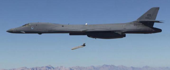 """新版""""航母杀手""""LRASM远程反舰导弹开始量产"""