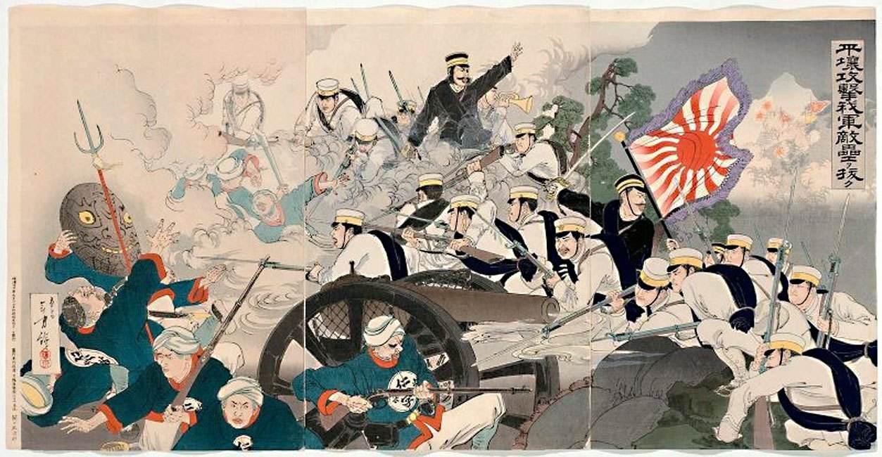 甲午中日战争