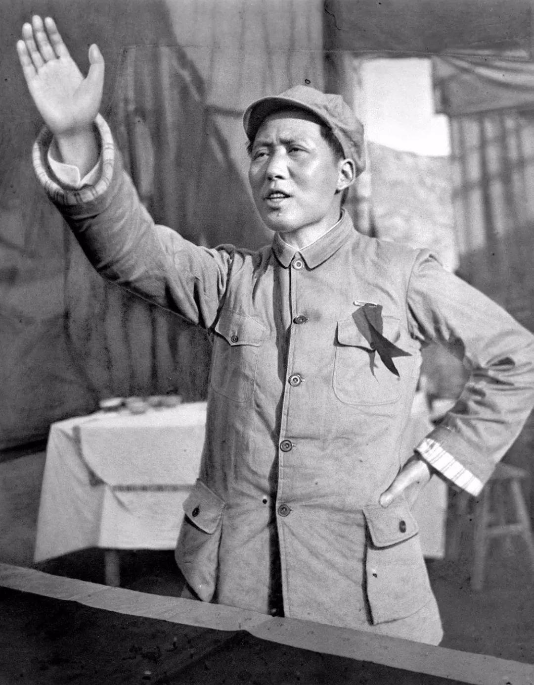毛泽东延安