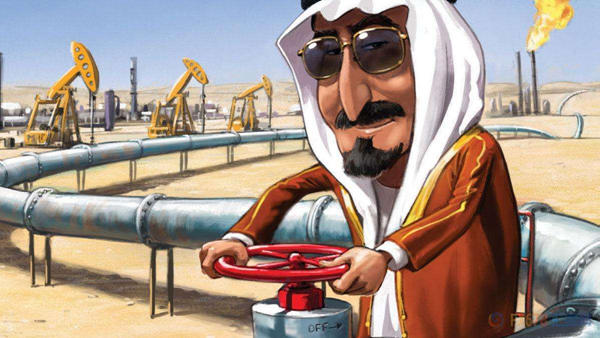 沙特原油出口