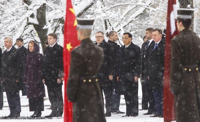 拉脱维亚总理府