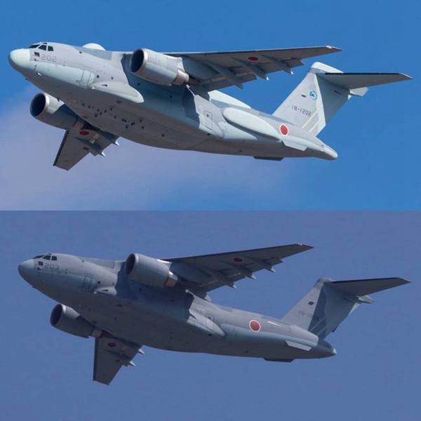 RC-2和C-2