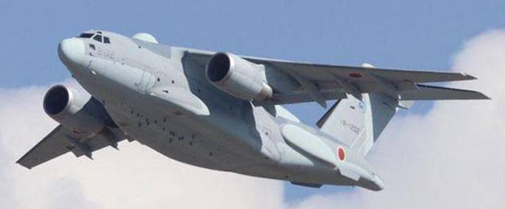日本电子情报飞机看齐美军,新一代RC-2即将入役