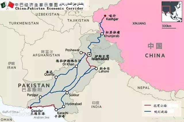 中巴经济走廊