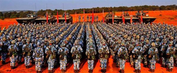 解放军海军陆战队