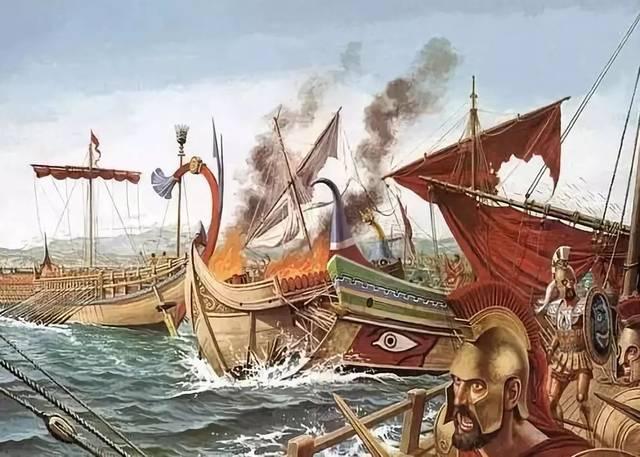 帕特拉斯海战