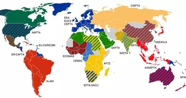 区域贸易组织