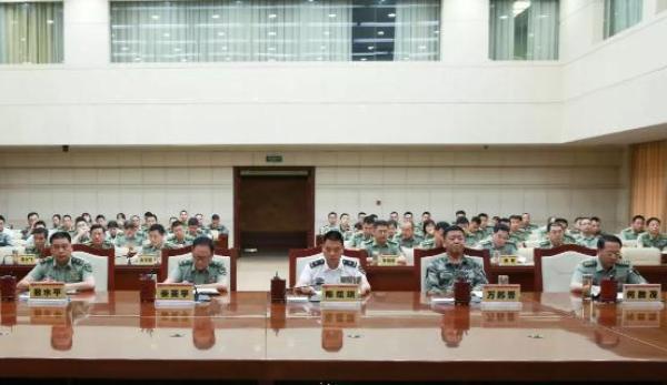 陈岳琪调任广西军区司令员
